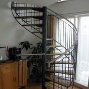 螺旋形楼梯扶手