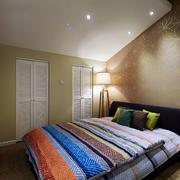 三室一厅卧室效果图