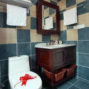 家庭卫生间装修设计