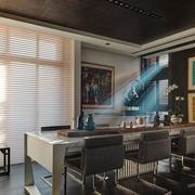 温和型单身公寓