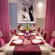 婚房餐厅布置