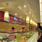 服务好的中式快餐店