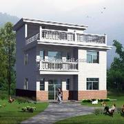 自然风格农村房屋