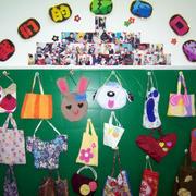 富有创造力幼儿园主题墙