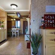 样板房走廊设计