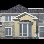 简约风格小别墅设计