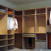 实木衣柜设计
