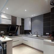 两室一厅简约风格厨房装饰