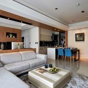 现代型婚房设计