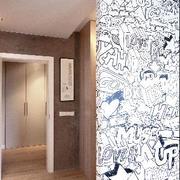 70平米单身公寓装修