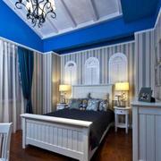 卧室天花板设计效果图