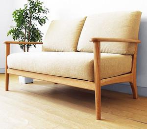 宜家风格客厅沙发