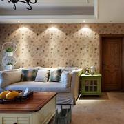 清新风格样板房设计