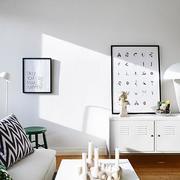 纯白单身公寓装修案例