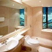别墅卫生间设计