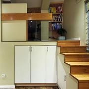 三室一厅鞋柜装修