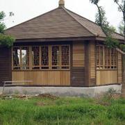 精致型小木屋