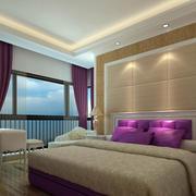 卧室床设计