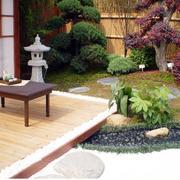 放松型庭院设计