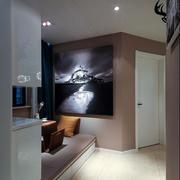 两室一厅简约风格过道装饰