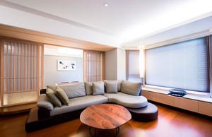 休闲小筑:日式农村房屋室内装修设计效果图大全