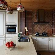 欧式风格样板房设计