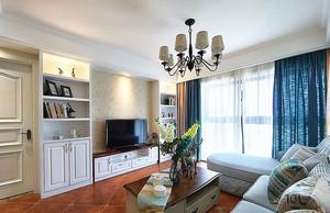 家装室内客厅装饰效果图