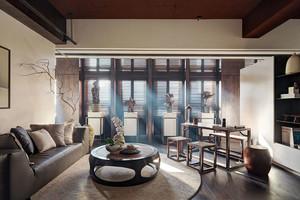 180平米心随境转古典优雅带有历史底蕴的公寓装修设计