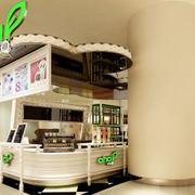 淳朴型奶茶店