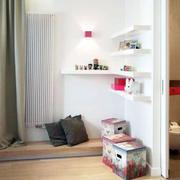 单身公寓一角装修