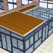 采光充足的阳光房设计