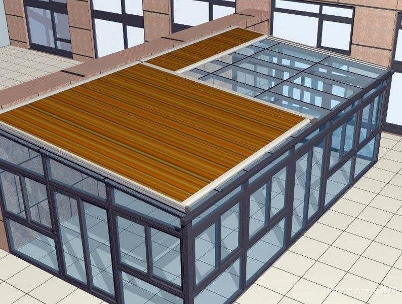 难得一见的好设计:大户型阳光房装修效果图鉴赏大全