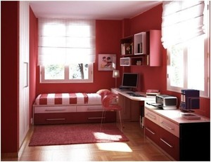 风格各异的单身公寓装修效果图