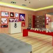 鞋店沙发装修