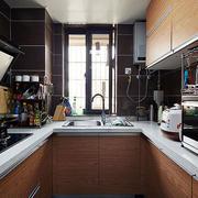 三室一厅厨房设计