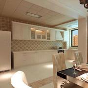厨房灯光设计