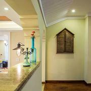 美式风格样板房设计