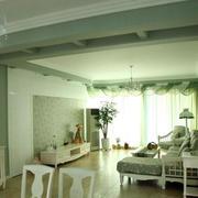 清淡风格客厅装修