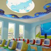 唯美幼儿园主题墙