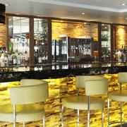 欧式奢华风格酒吧吧台装饰