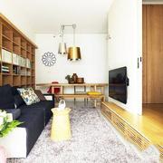 自然风格客厅沙发