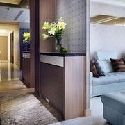 纯自然风格样板房设计