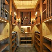 自然风格酒窖