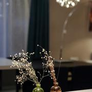 两室一厅简约风格客厅飘窗装饰