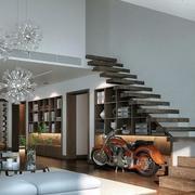 宜家风格楼梯