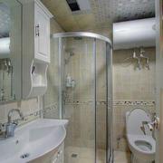 自然型卫生间设计