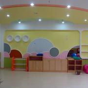 实用型幼儿园主题墙