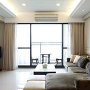 简洁型三室一厅