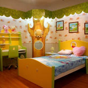 童话型儿童房案例