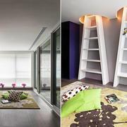 色调均匀房屋装修